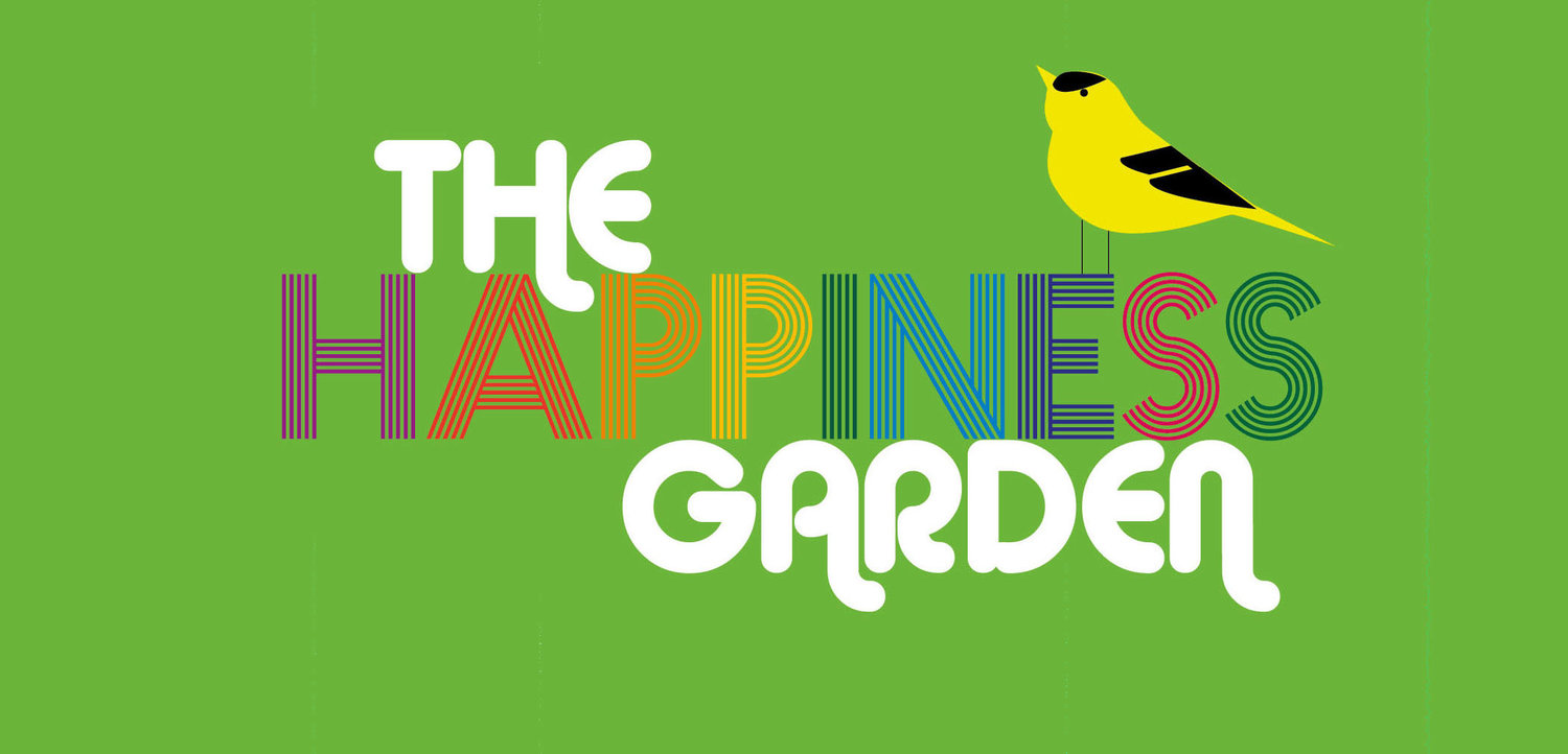 Happiness Garden Goldfinch